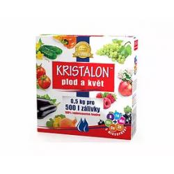 Kristalon™ plod a květ 0.5 kg